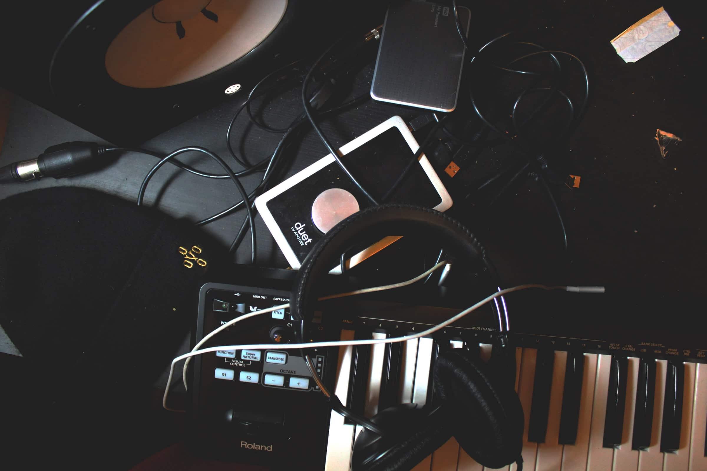 Casques pour pianos numériques